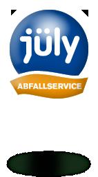 Logo: Jüly Abfallservice